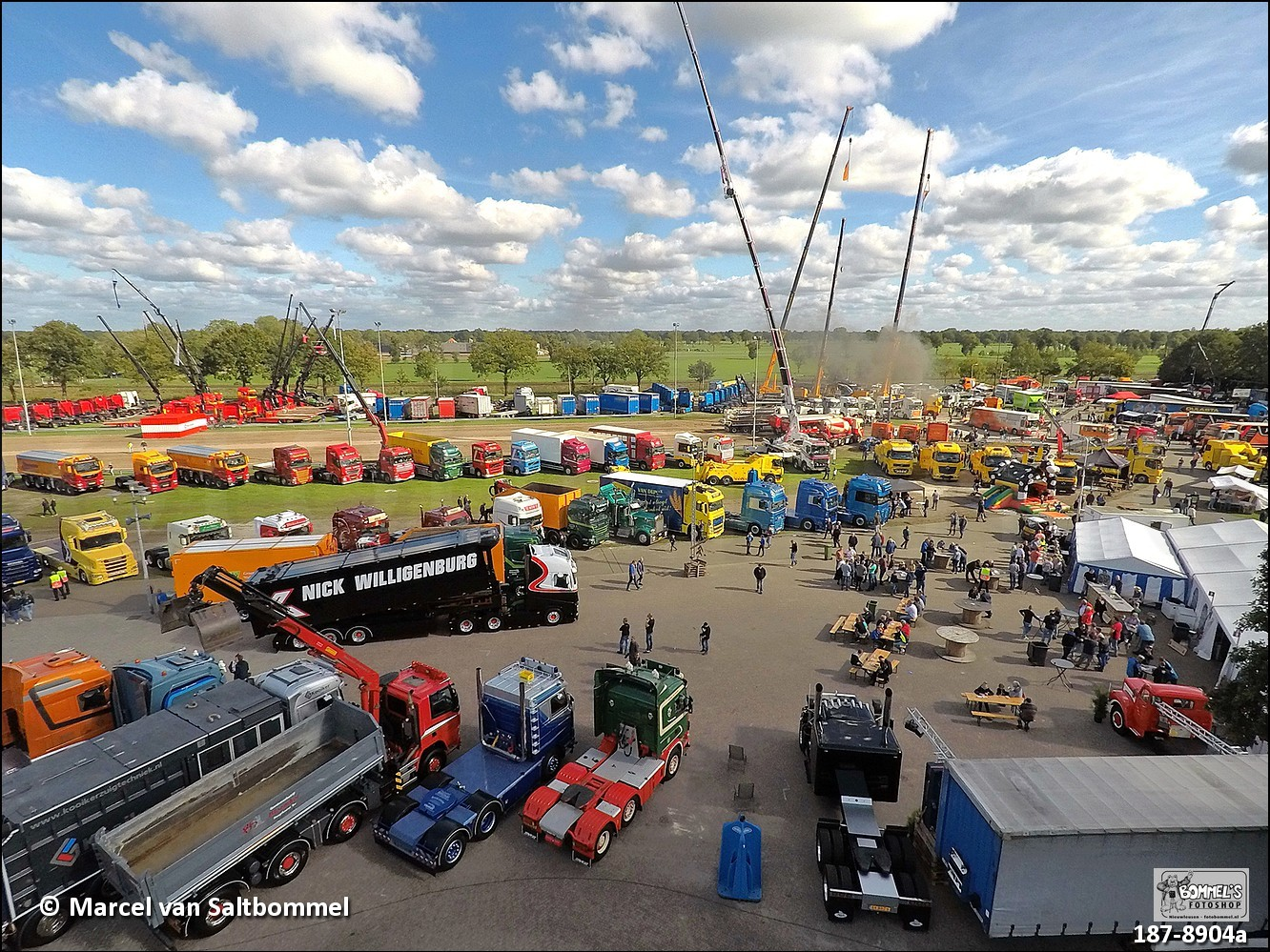 29 september 2018: Truckfestival Staphorst
